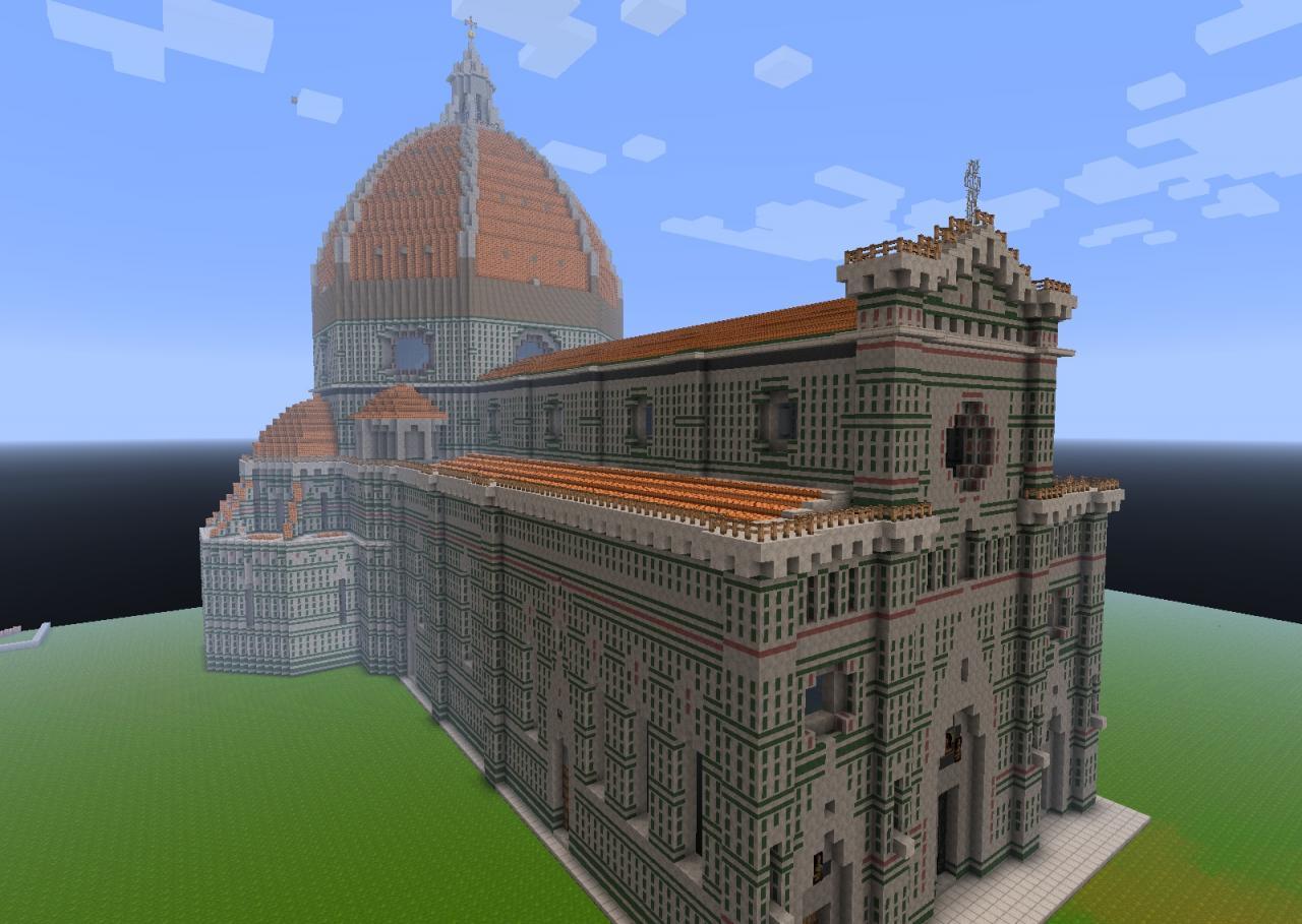Minecraft Blueprints Modern House